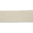 Műszőrme tekercs - 2m - nyers színű bárány