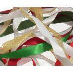 Vegyes szalag válogatás - 10x1m - Christmas