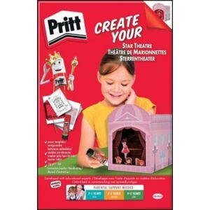 Pritt kreatív csomag lányoknak - bábszínház
