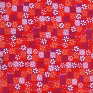 STOF fabric - Lovely Style Red