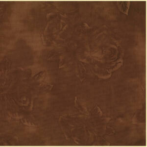 STOF fabric - Quilters Rose - Brown
