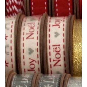 100% pamut szalag guriga - Noel