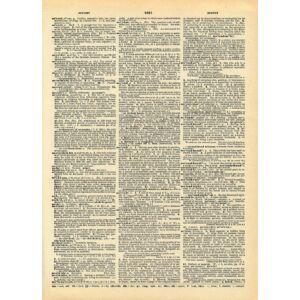 Mintás barkácsfilc - régi szótár