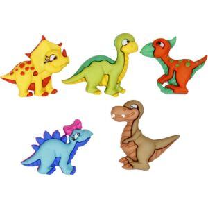 Dress It Up! formagombok - Dinosaurs