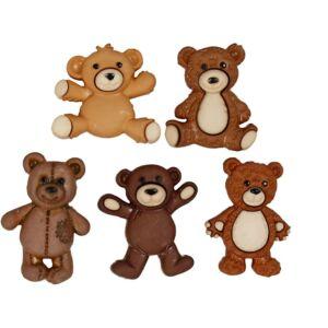Dress It Up! formagombok - Teddy bears