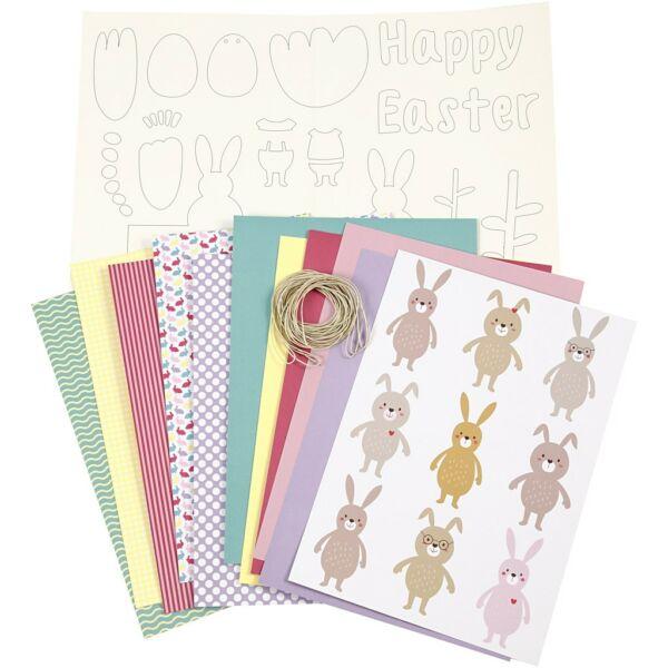 Húsvéti kreatív csomag - pasztell