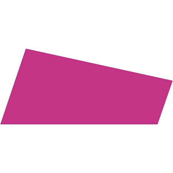 Dekorgumi - pink
