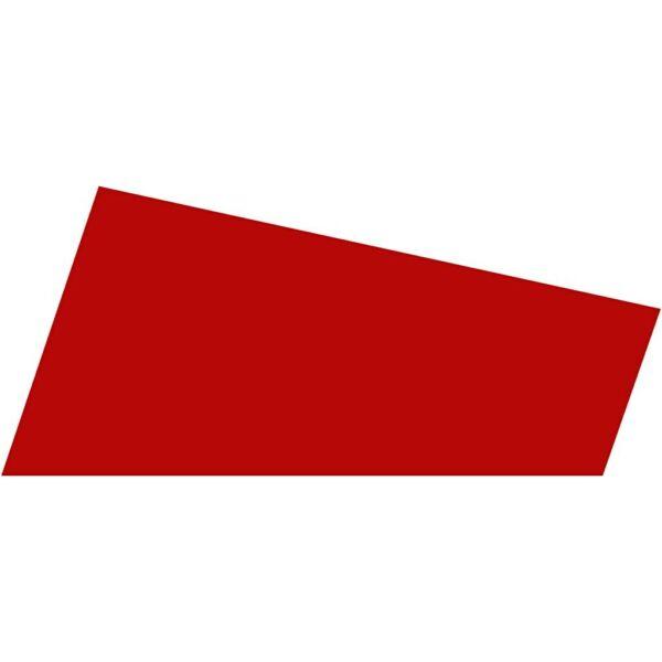 Dekorgumi - piros