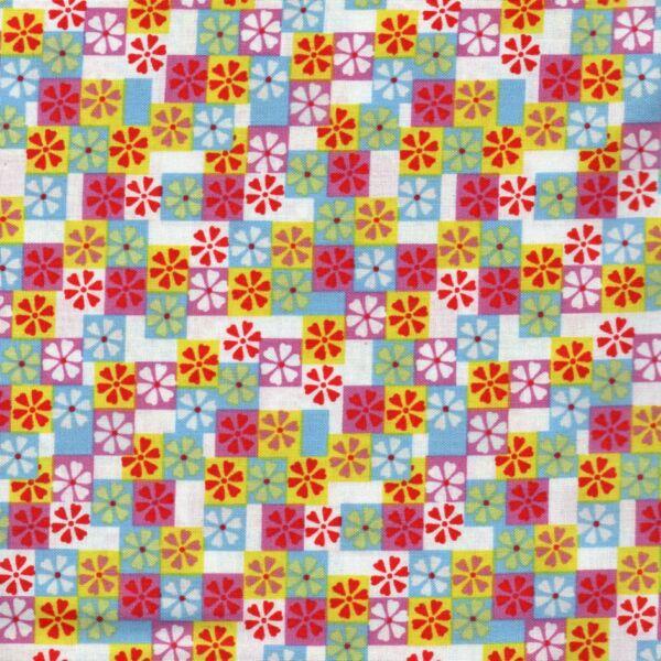 STOF fabric - Lovely Style Multi Light