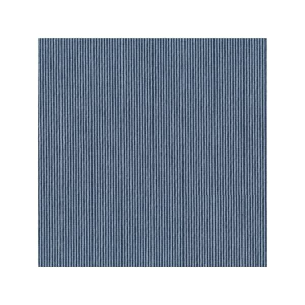 STOF fabric - Quilters Basic Dusty - Stripe Blue