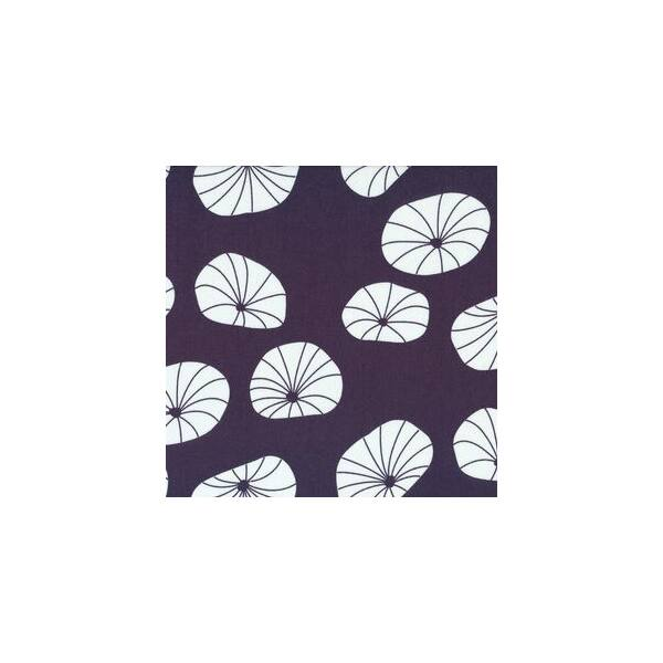 STOF fabric -  Floating Axes in Navy