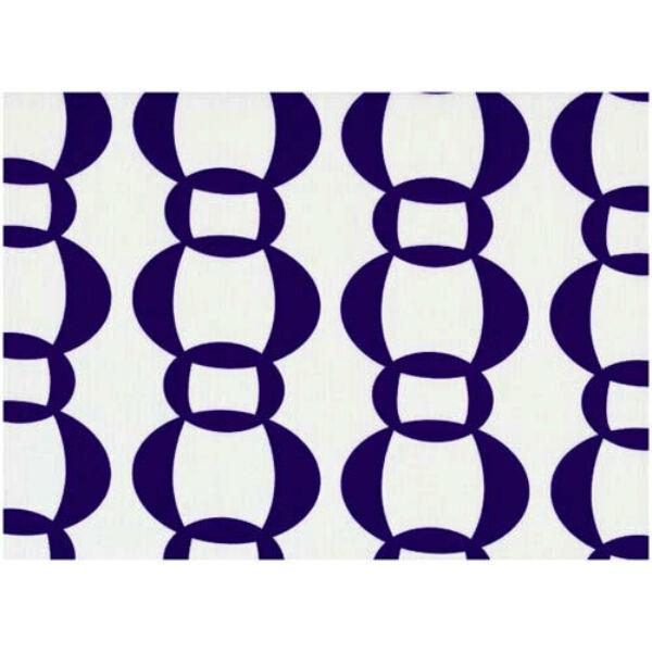 STOF fabric - Pure - NAVY LINKS