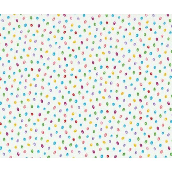 STOF fabric -  Lizzy Fay - Candies White