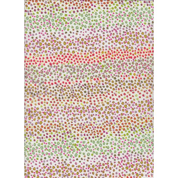 STOF fabric - Scandic Peacock - Grain