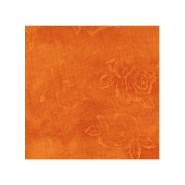 STOF fabric - Quilters Rose - Rust
