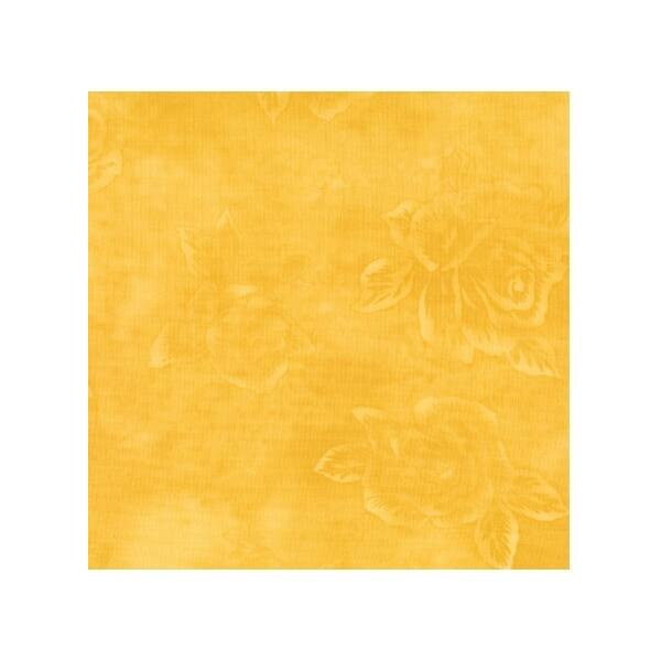 STOF fabric - Quilters Rose - Yellow