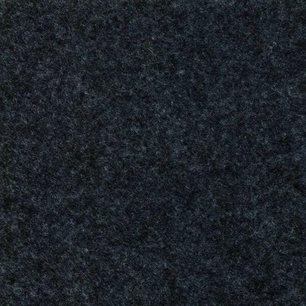 Fekete melír barkácsfilc