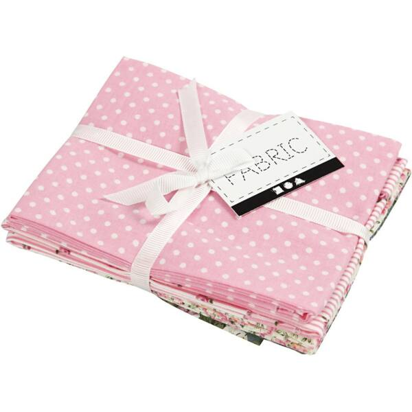 Pamutvászon csomag - rózsaszín