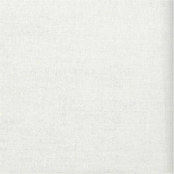 Organikus pamutvászon - törtfehér - 1m