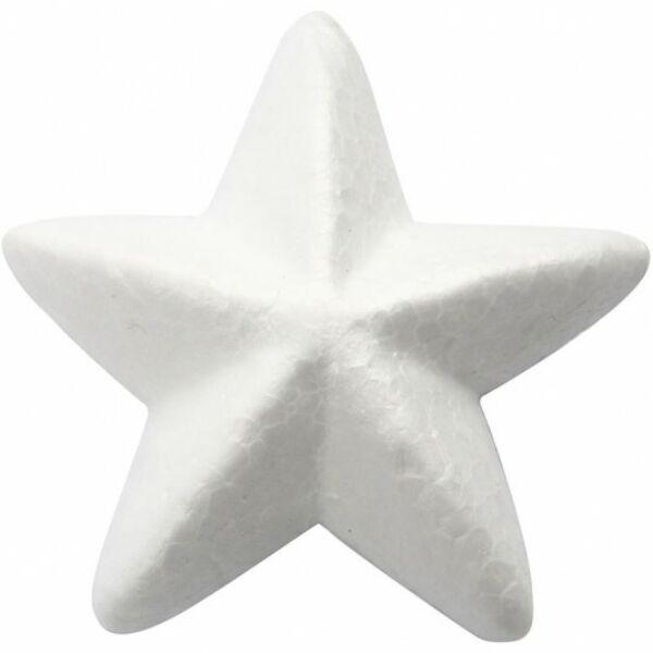 Polisztirol csillag - 11cm