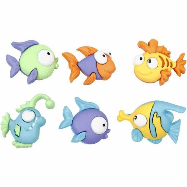 Dress It Up! formagombok - Fish