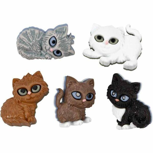 Dress It Up! formagombok - Kitties