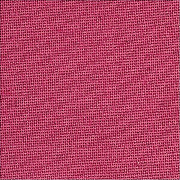 Organikus pamutvászon - sötét pink