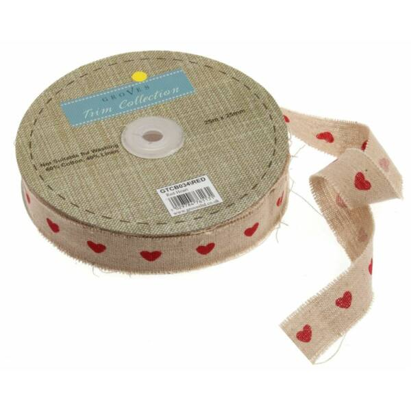 Pamut-len szalag csomag - Red Heart