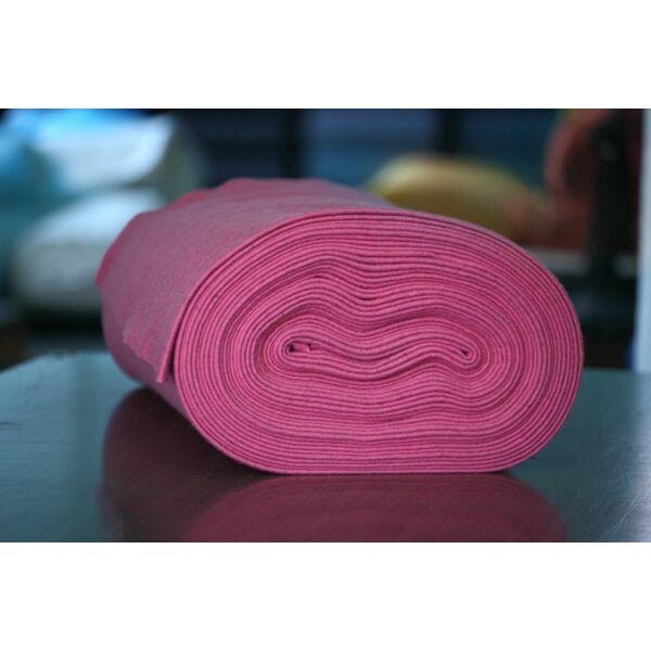 Pihe - puha gyapjúfilc méteráru - pink