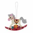 Csináld magad! szett - Christmas Rocking Horse