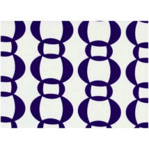 STOF fabric - Pure - NAVY LINKS