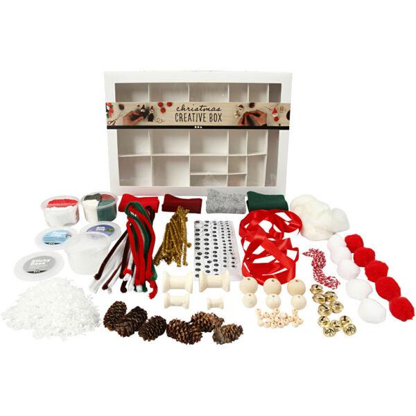 Creative Box - Traditional Christmas