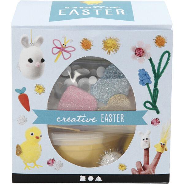 Csináld magad! Húsvéti kreatív tojás