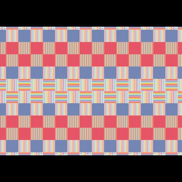 Mintás barkácsfilc - patchwork 071
