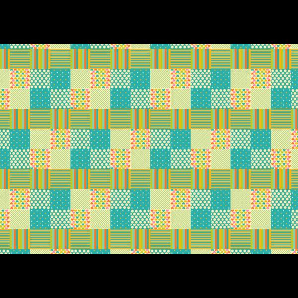 Mintás barkácsfilc - patchwork 072