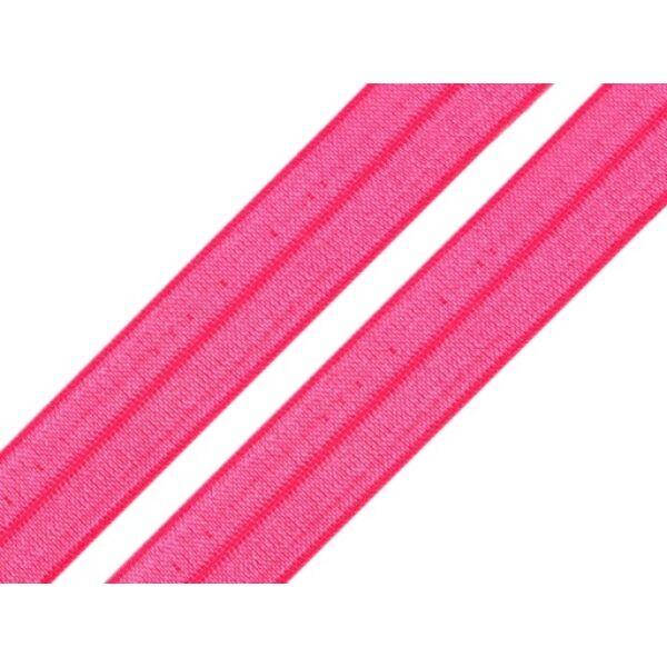 Pink gumi - 18mm széles