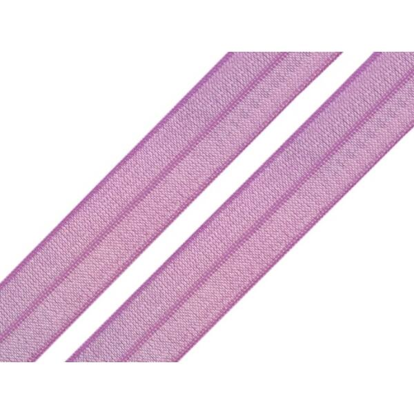 Lila gumi - 18mm széles