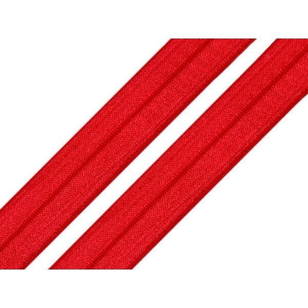 Piros gumi - 18mm széles