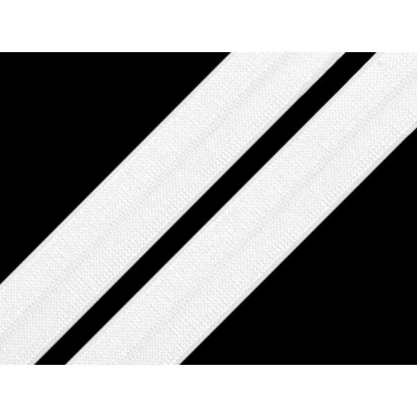 Fehér gumi - 18mm széles