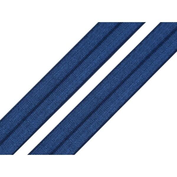 Sötétkék gumi - 18mm széles