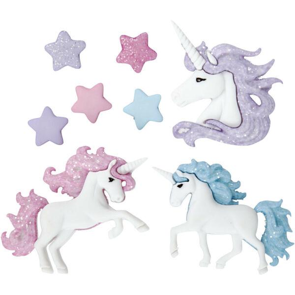 Dress It Up! formagombok - Magical Unicorns
