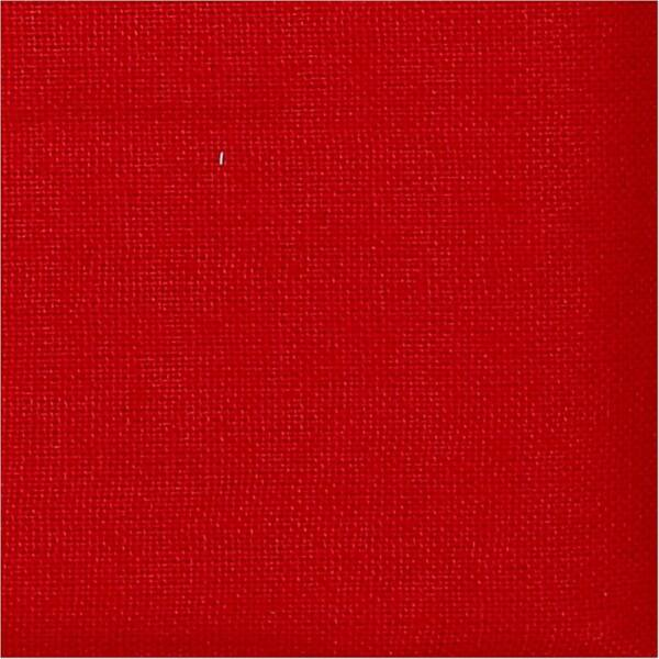 Organikus pamutvászon - piros